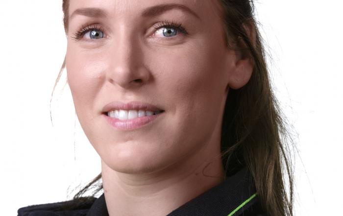 Wijkagent Daphne Wansink